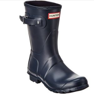 Hunter Women's Original Short Adjustable Boot